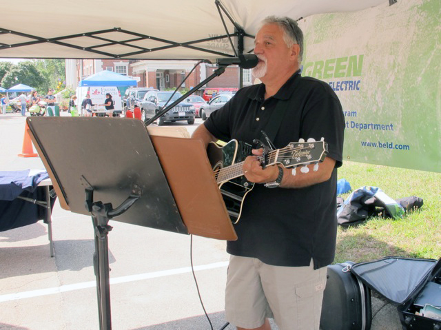 Braintree resident, Ray Papile, will be serenading us this week at the BELD Customer Appreciation Day.
