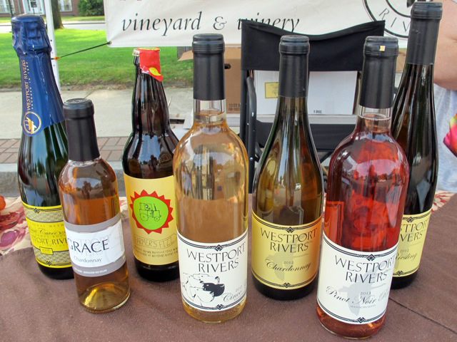 Westport Rivers Winery selections