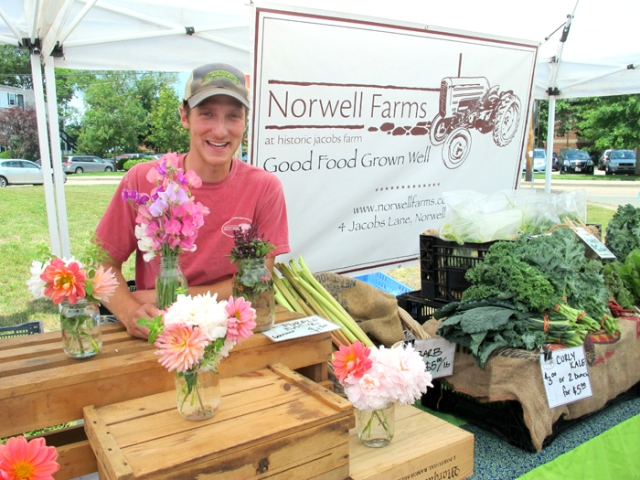 Scott Franklin from Norwell Farms.